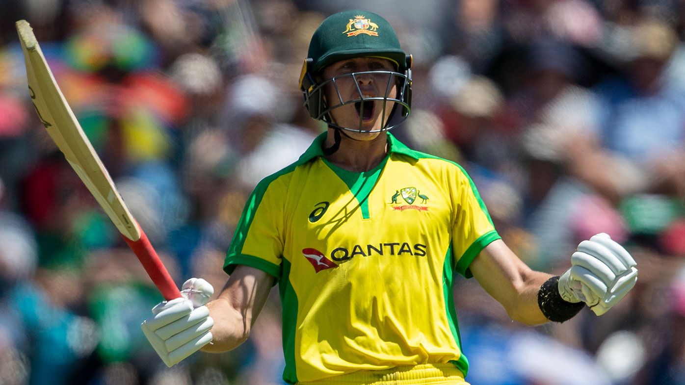 'It was amazing': Marnus Labuschagne caps off fairytale homecoming with maiden ODI century