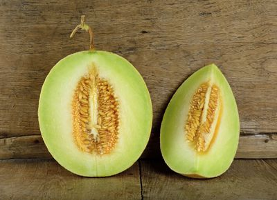 <strong>Honeydew melon</strong>