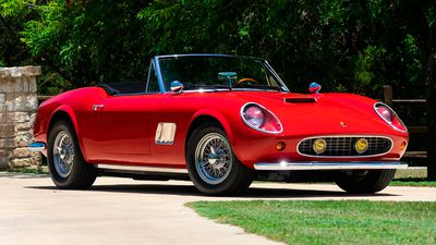 Replica 1961 Ferrari from Ferris Bueller's Day Off to fetch almost half a million at auction