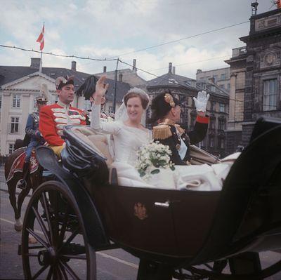 Queen Margrethe II of Denmark: The Khedive of Egypt tiara