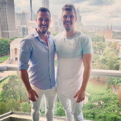 Josh and Luke