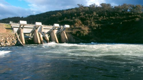 Up to 500,000 homes are expected to be powered by the expansion of the Snowy Hydro scheme. (File/AAP)