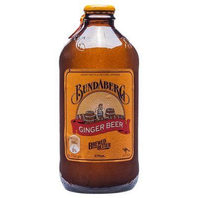 <strong>375ml Bundaberg Ginger Beer (40.5 grams of sugar)</strong>