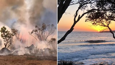 Severe fire warning issued as NSW tipped to melt