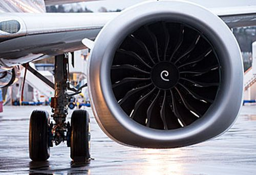 Boeing jet engine (Getty)