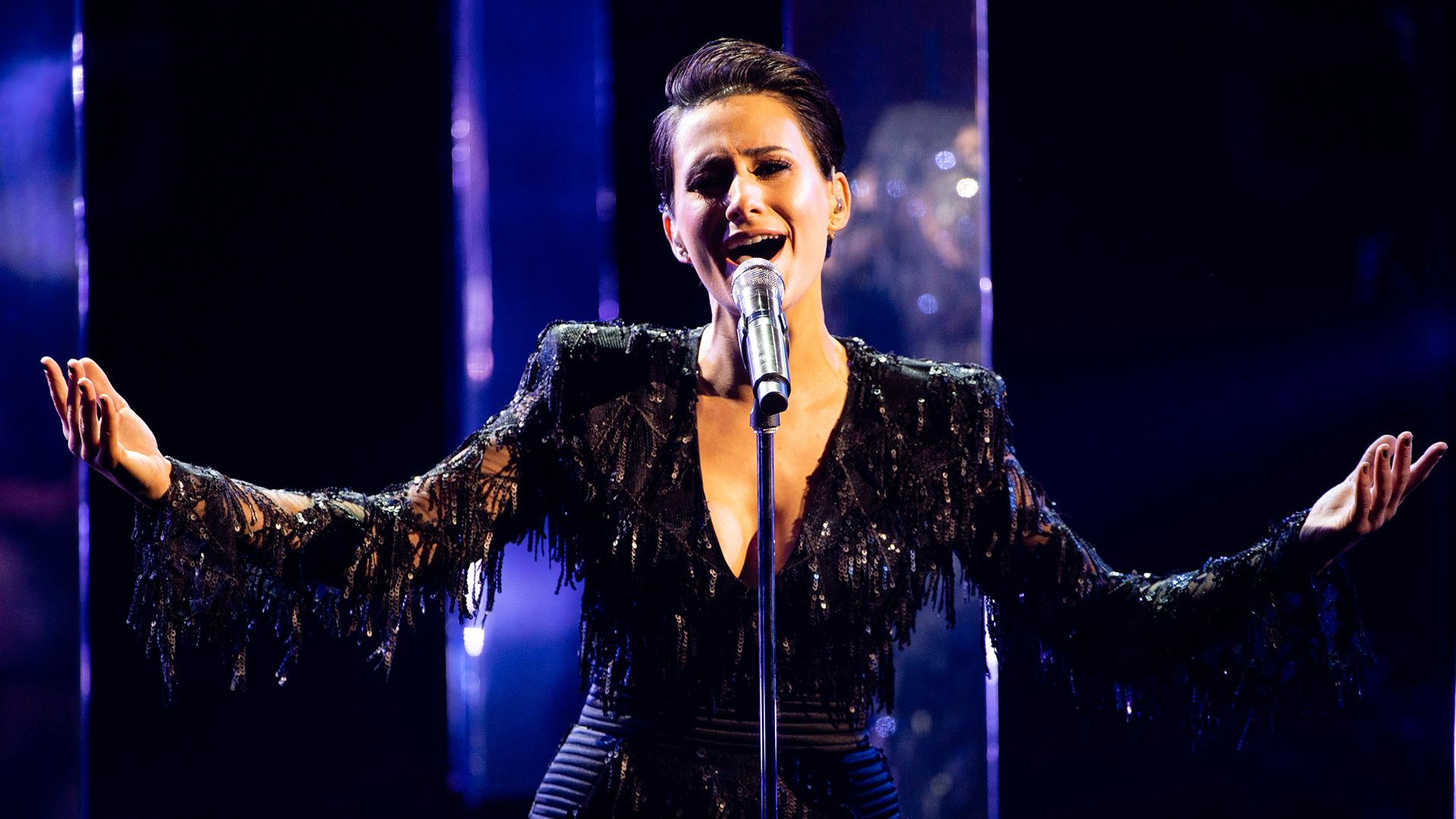 7d28c463a Diana Rouvas Crowned Winner of The Voice 2019