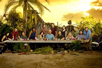 <I>Lost</I> wasn't the only much-loved series to wrap up in 2010 (<I>24</I> also came to an end, but its hero Jack Bauer looks set to return on the big screen), but it definitely had the most disappointing ending. Writers promised the two-hour finale would tie up most of the series' many, many mysteries. It didn't — instead there was a bunch of BS about the afterlife and a mystical hole full of light. Fans who'd defended the twisty storylines for six seasons were right to be pissed off.