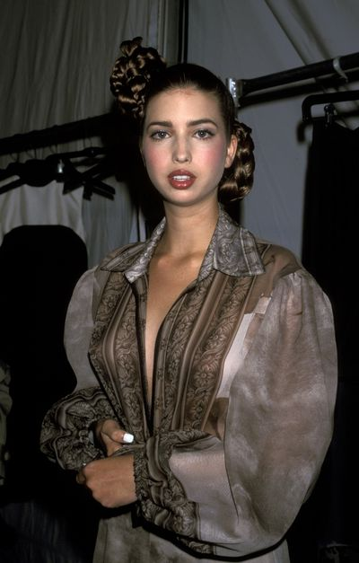 Ivanka Trump, Zang Toi spring/summer '99, New York Fashion Week