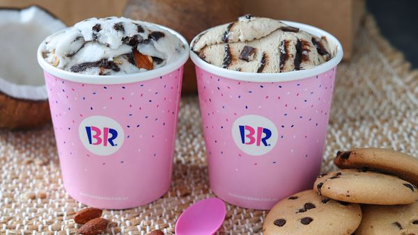 Baskin-Robbins launch decadent vegan range with 2-for-1 offer