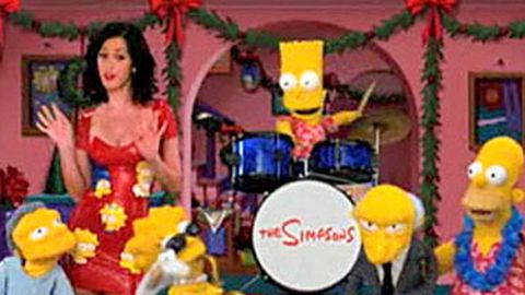 First look: Katy Perry on The Simpsons
