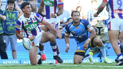 <strong>16. Newcastle Knights (last week 16)</strong>