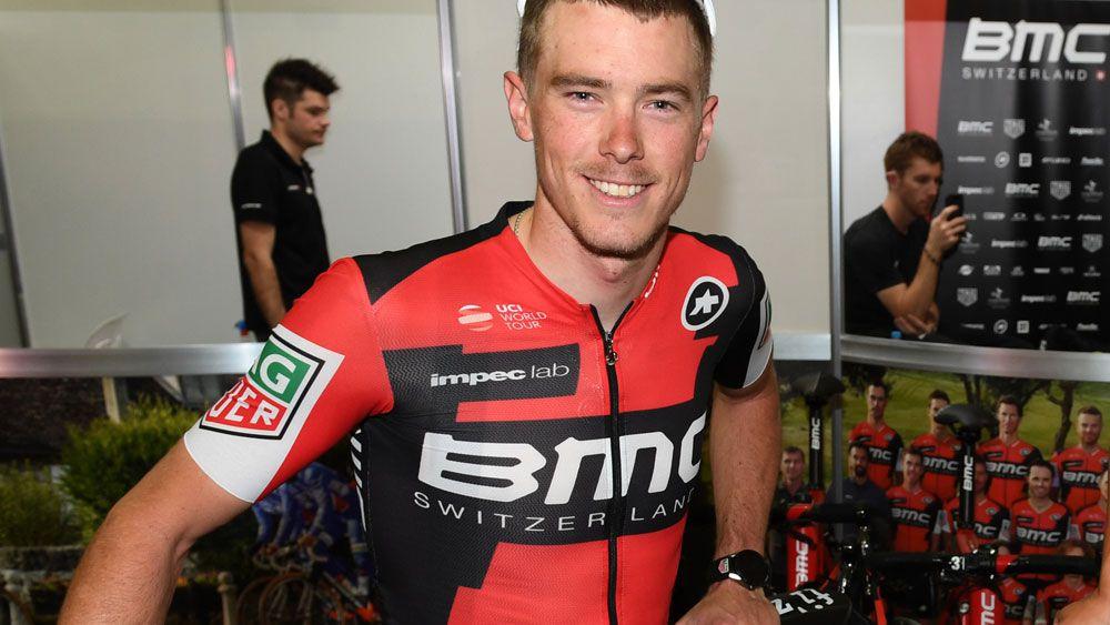 Australian cycling star Rohan Dennis. (Getty Images)