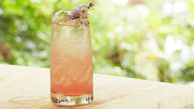 Sean Forsyth's orris root floradora cocktail