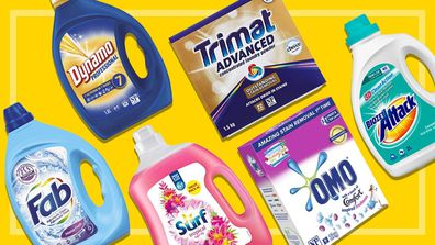 The best and worst laundry detergents revealed by CHOICE