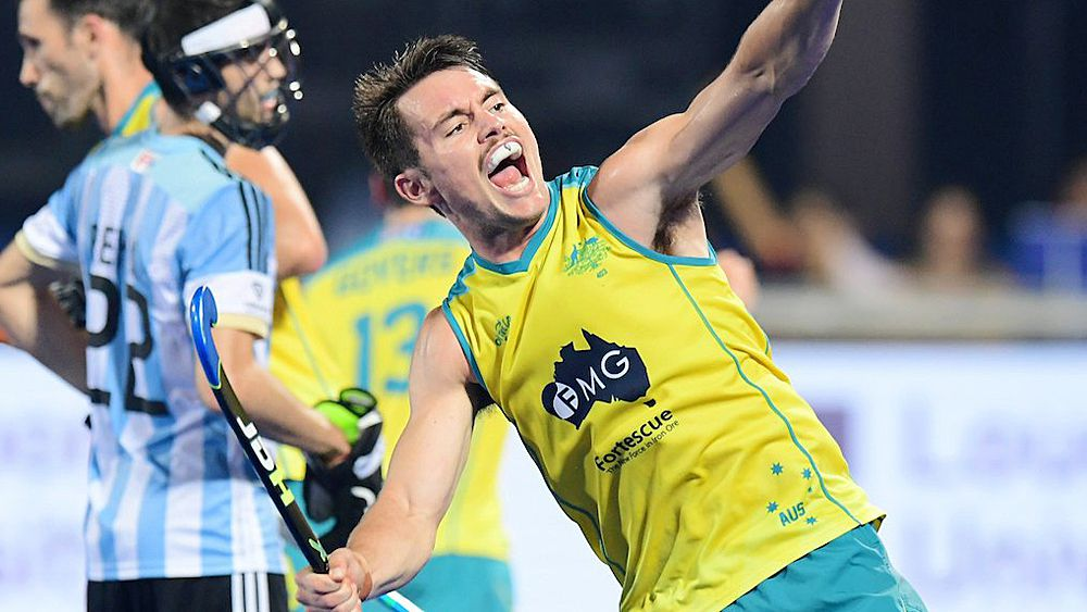 Kookaburras back-to-back in World League