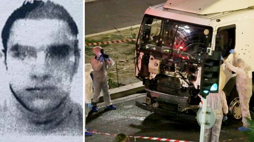 Nice attacker had road rage convictions