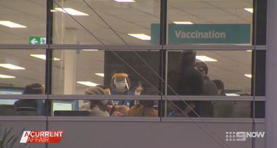 High vaccination rates overseas lead to new freedoms