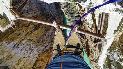 El Chorro gorge, Spain