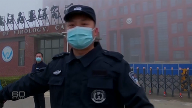 China did not report transparently back to the World Health Organisation in the pandemic's first weeks.