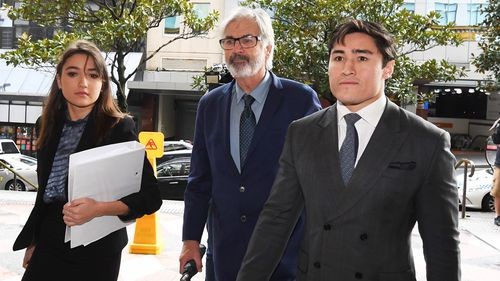 Jarratt told the court the sex was consensual.