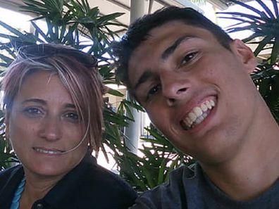 Patrizia and Christopher Cassaniti