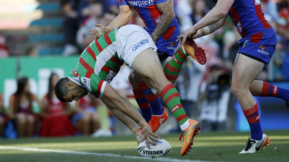 Souths heap more misery on woeful Knights