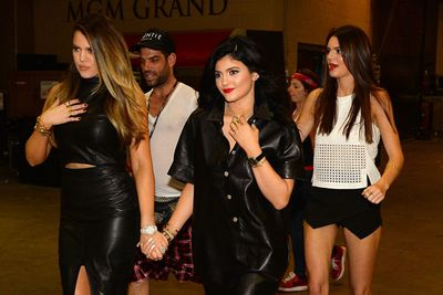 """""""You guys know what to do if you ever encounter a penis, right?"""" <br/><br/>- Khloe gives Kylie and Kendall a crash course in sex education<br/><br/>Image: Getty"""