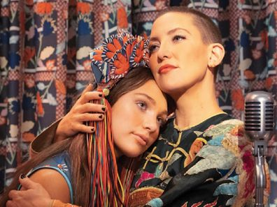 Music movie Kate Hudson and Maddie Ziegler