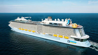 Royal Caribbean Spectrum of the Seas cruise ship