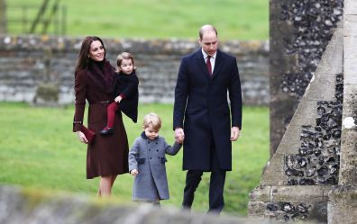 Prince Harry Meghan Markle Kate Middelton Prince William royal Christmas