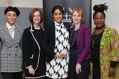 Julia Gillard & Meghan Markle