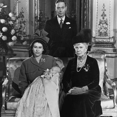 Princess Anne, October 1950
