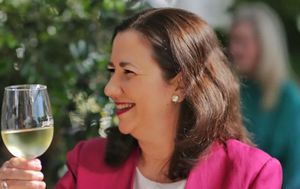 Queensland premier's departments spent almost $60k on booze last year
