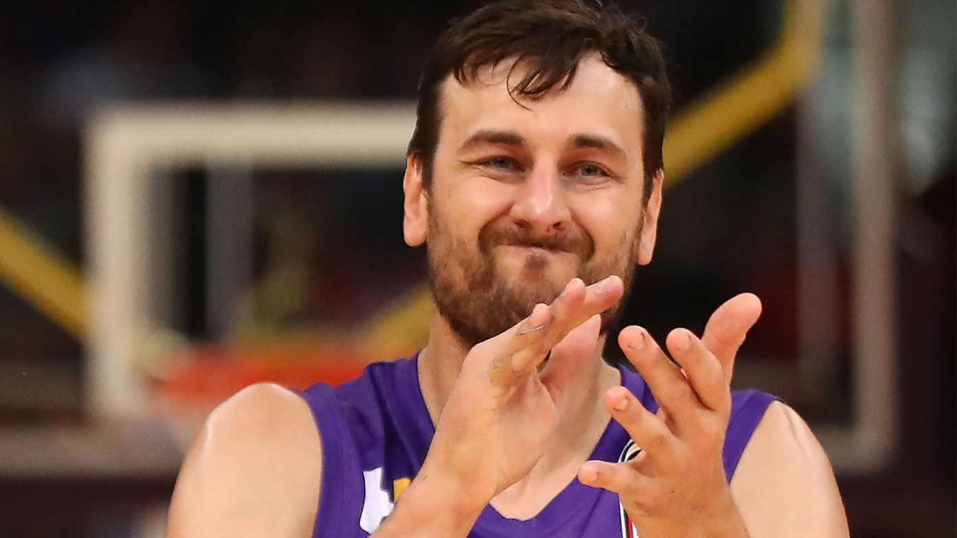 Andrew Bogut calls on NBL referees to be more consistent after overtime win over Cairns