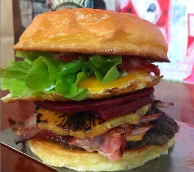 Mary's burger