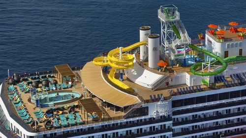 Priest accused of sexually harassing cruise ship worker