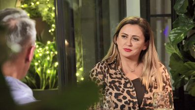 Mishel is unimpressed with Steve on their Final Date on Married At First Sight 2020.