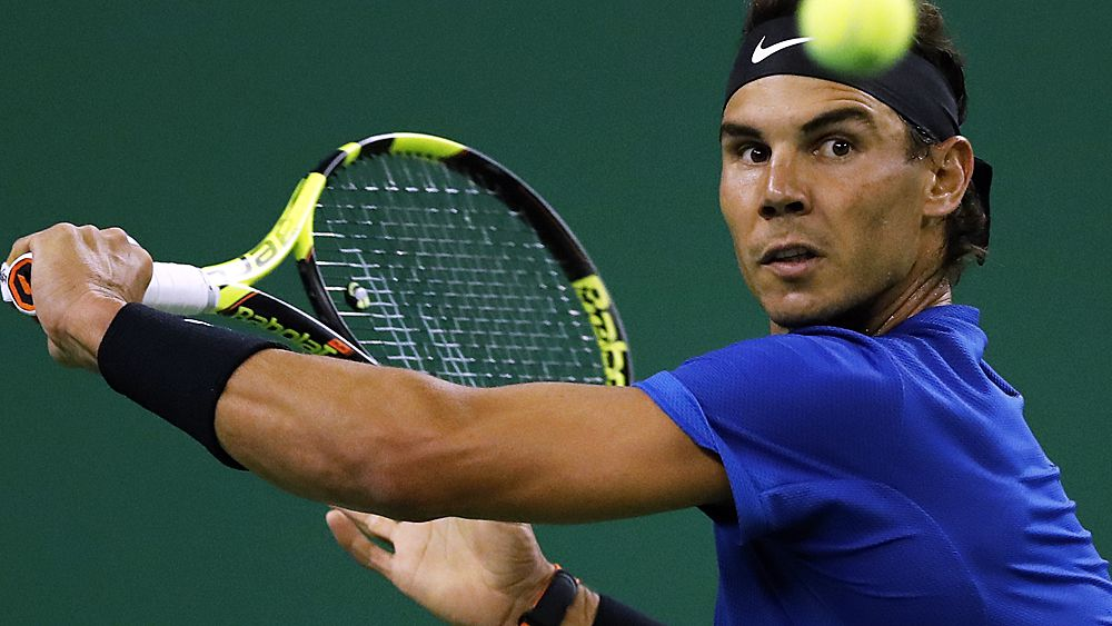 Tennis: Rafael Nadal loses at Kooyong Classic but passes Australia Open fitness test