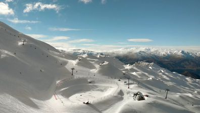Tangalooma Island Resort and skiing New Zealand