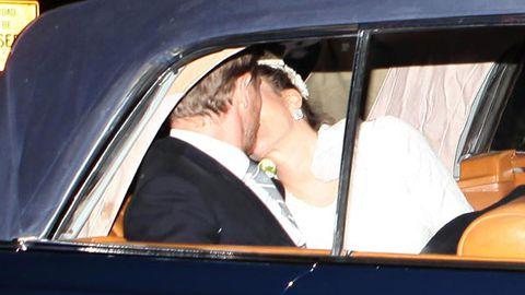 Pics: Drew Barrymore's wedding