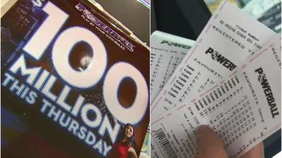 Young Melbourne man wins $50 million with last minute ticket