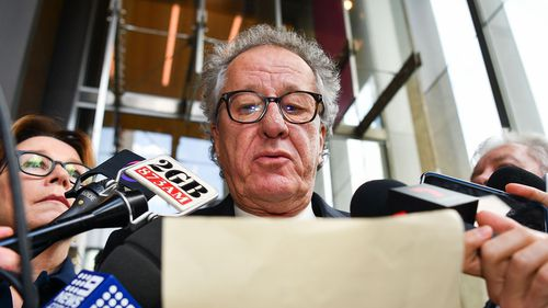 Geoffrey Rush gets $2.9m defamation payout