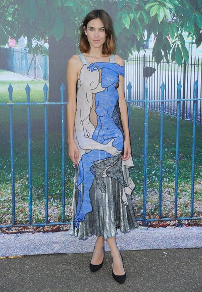 <p>London-based Serpentine Gallery's Summer Party is one of the most stylish events on the UK's social scene. This year, designer Christopher Kane played host – which, of course, meant an array of standout looks. Click through to see them all.</p>