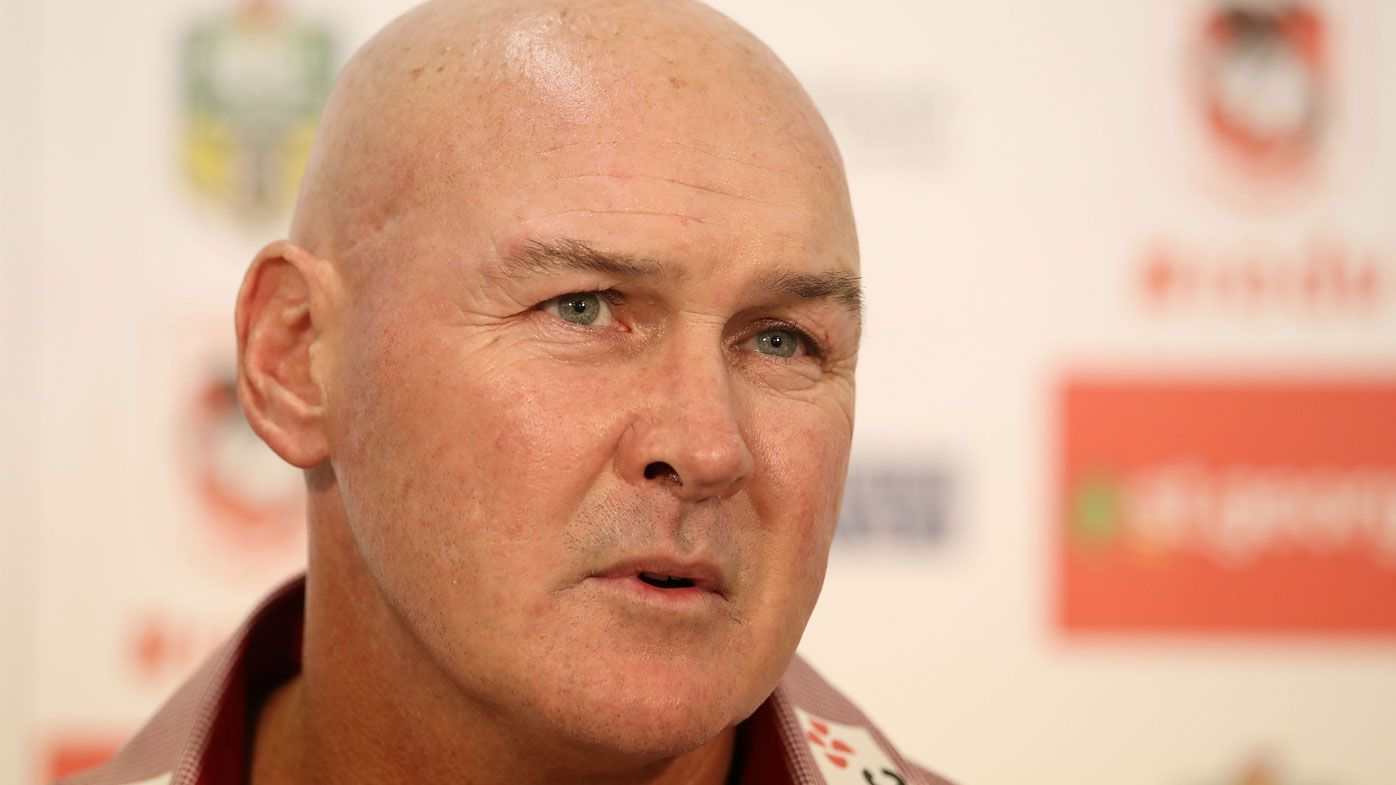 NRL news: We've got no issues with Dugan says Dragons coach Paul McGregor