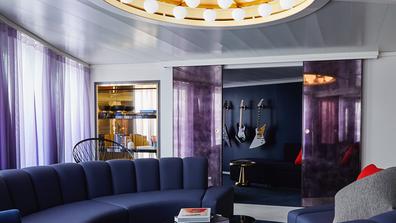 Virgin Voyages Rockstar 'massive' suites