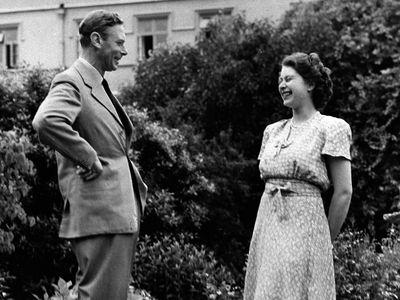 King George VI, 1952