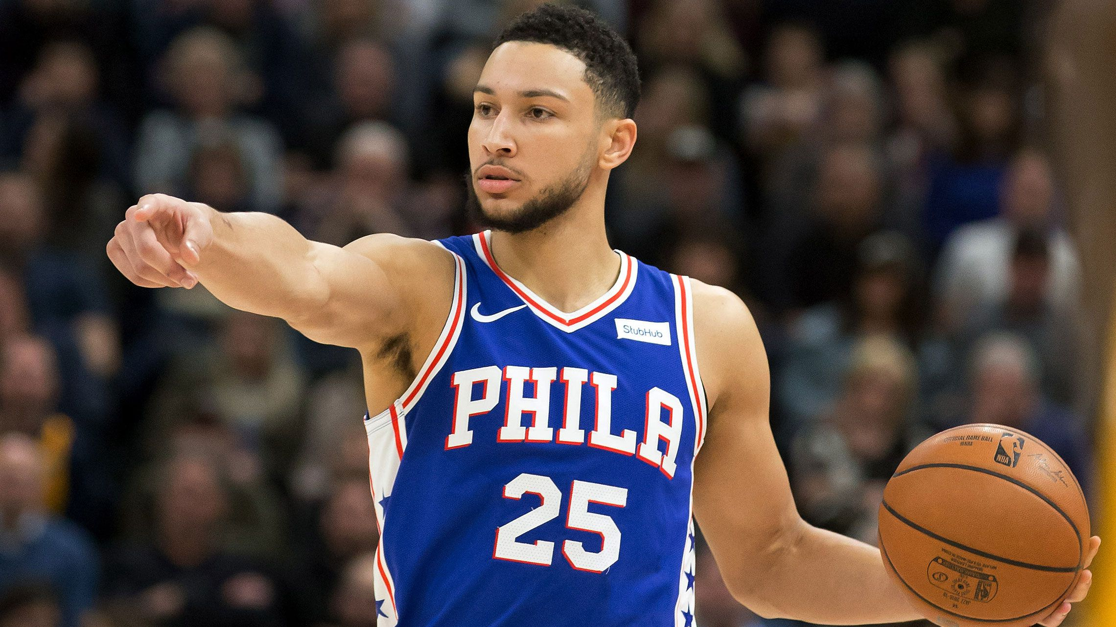 Aussie NBA star Ben Simmons hits out at questions over Rookie of the Year title