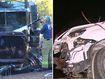 Horror night on roads after five killed in crashes