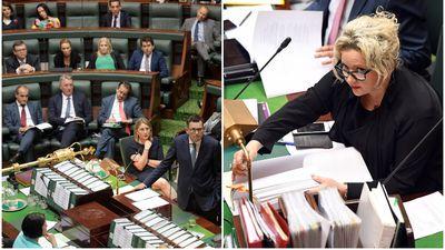 Yawning MPs sit through marathon assisted dying debate