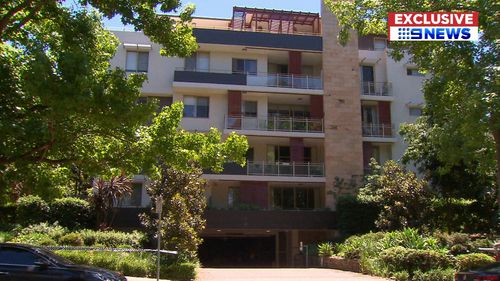 A woman has been found dead in a Pymble apartment.